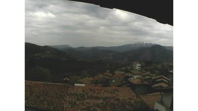 Pogled na Matajur (1642m)