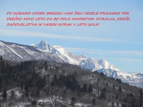Krn 2244m 29.12.2014 -