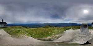 360° pogled iz Matajurja (1642 m)
