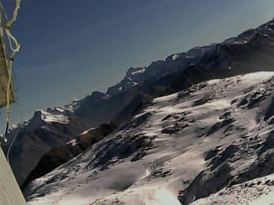 Spletna kamera na Stolu (1673 m) 20.02.2015