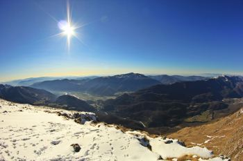 Na vrhu Krasjega vrha 29.01.2015