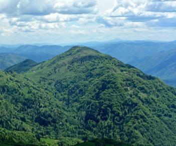 Mrzli vrh 1359 m